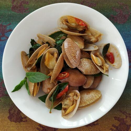 chili clams