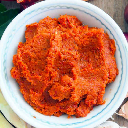 curry paste panang
