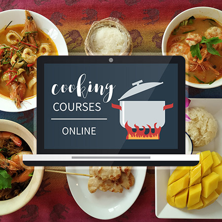 online thai cooking classes