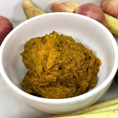 southern curry paste