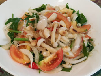 Vegan Thai Noodles